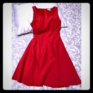 Gorgeous red H&M dress
